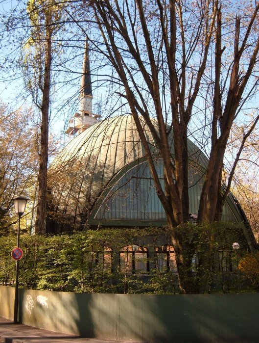 Moschee_Freimann_Rückansicht