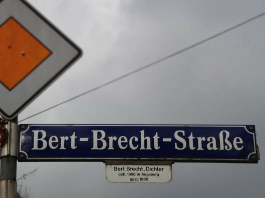 Brecht-in-Augsburg-Brechtstraße